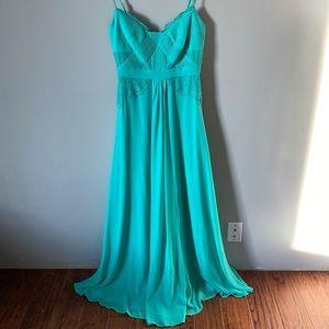 BCBG NWT Floor Length Dress